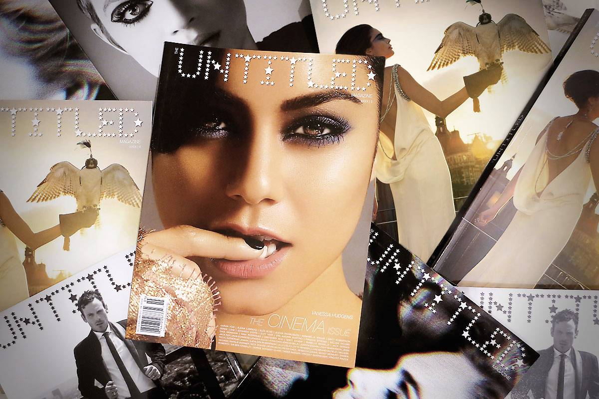 Coverage by The Untitled Magazine